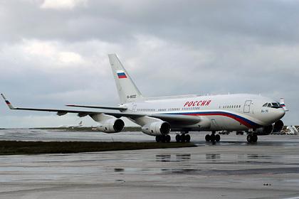 В кремлевском пуле рассказали о самолете Путина