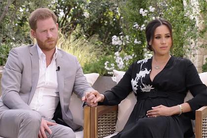 Принц Гарри и Меган Маркл рассказали о «довольно-таки шокирующих вещах»