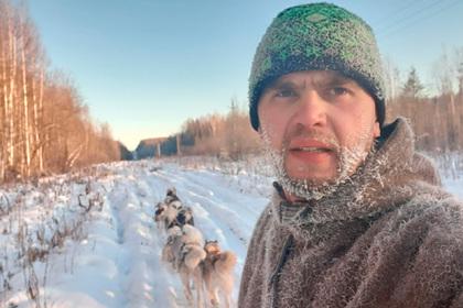 Россиянин покорил перевал Дятлова в 40-градусный мороз и поделился впечатлениями