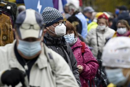 Финляндия ввела режим ЧП из-за коронавируса