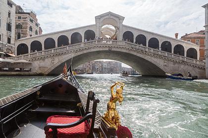 Венеция обмелела