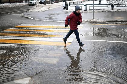 Метеоролог дал прогноз на весну в России