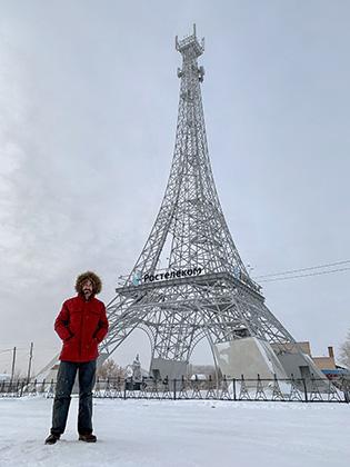 Грег в Париже