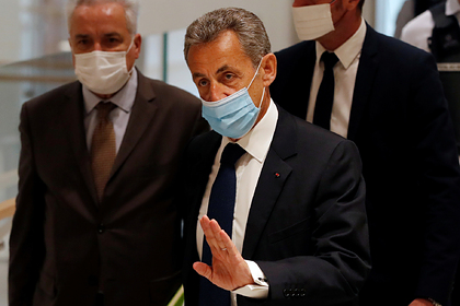 Саркози собрался оспаривать свой тюремный срок
