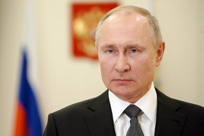 Путин поздравил Большунова c победой на чемпионате мира