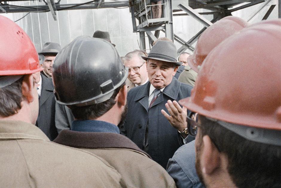 В Сургуте, 1985 год