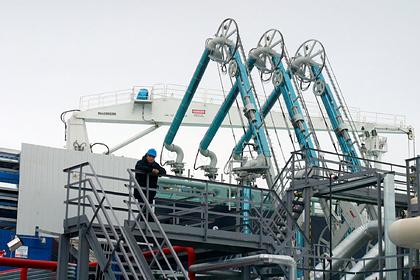 Поставки нефти из России в дальнее зарубежье обвалились