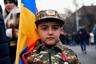 Действия Пашиняна вызвали однозначно негативную реакцию и в непризнанной Нагорно-Карабахской республике (НКР). Президент НКР Араик Арутюнян призвал стороны проявить трезвость и здравый смысл и предложил свою помощь в качестве посредника. Оппозиция же решительно поддержала армию.