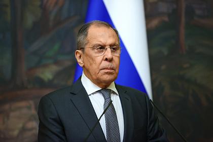 Лавров раскрыл реакцию России на анонсированные США санкции