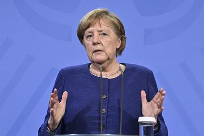 Меркель поздравила Горбачева с 90-летием