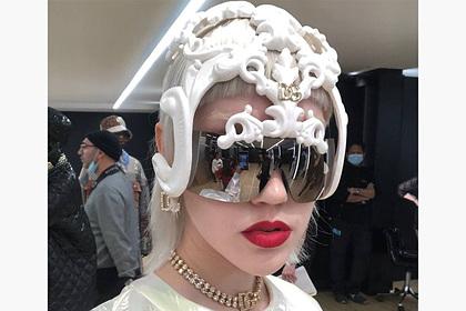 Глава Dolce & Gabbana выбрал российскую школьницу моделью для показа в Милане