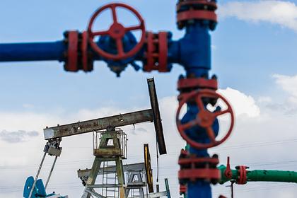 Добыча нефти в России обвалилась