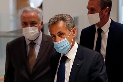 Осужденный из-за коррупции Саркози задумал обжаловать приговор в ЕСПЧ
