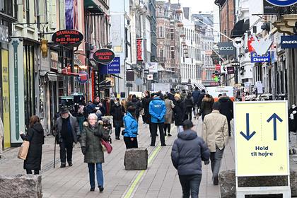 В Европе возобновился рост заболеваемости COVID-19