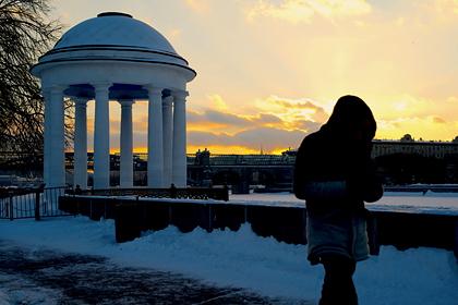 В Россию придет аномальный холод