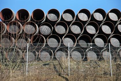 Подсчитаны убытки Украины от запуска «Северного потока-2»