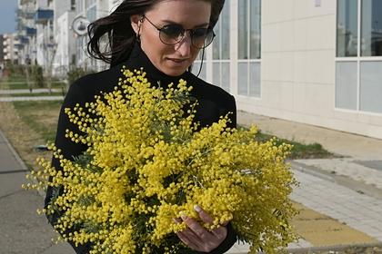 Врачи назвали худшие цветы для подарка на 8 Марта