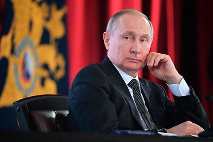 Путин призвал МВД беспощадно бороться с пьянством за рулем
