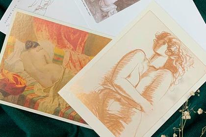 На Украине появятся почтовые марки с голыми женщинами