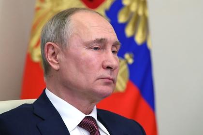 Путин предложил по-новому собирать доказательства по уголовным делам