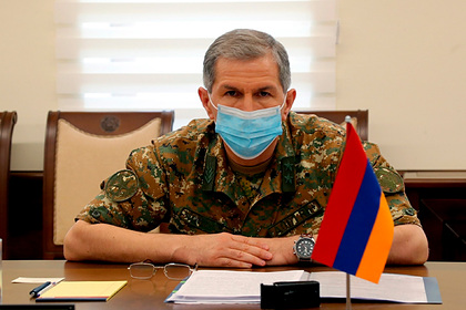 Генпрокуратура Армении опровергла наличие уголовного дела против главы Генштаба