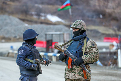В Армении назвали число остающихся в Азербайджане пленных