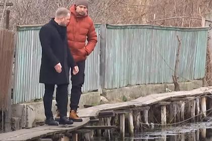 """""""Украинскую Венецию"""" залило нечистотами из-за долгов водоканала"""