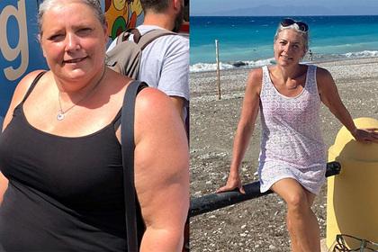 Фея Динь-Динь заставила женщину похудеть на 57 килограммов
