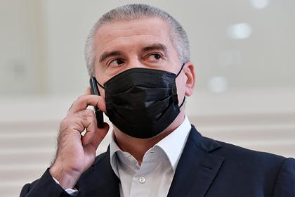 Глава Крыма назвал законной вырубку деревьев в Форосе после жалобы людей Путину