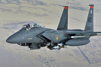 Американскому F-15E из-за России добавили новую задачу
