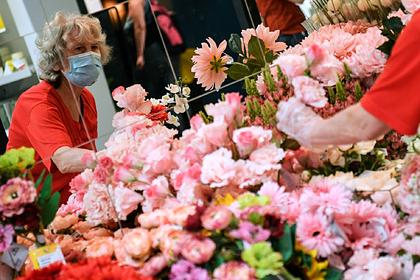 Матвиенко возмутилась ценами на цветы перед 8 Марта