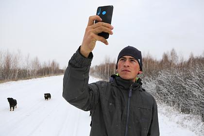 Ловившему интернет с березы российскому блогеру поставили вышку