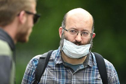 Журналиста Илью Азара арестовали на 15 суток