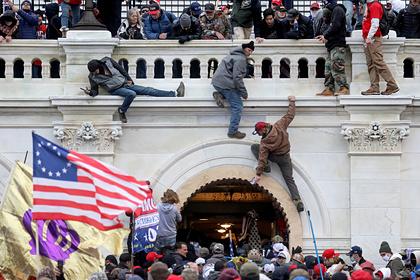 Американских радикалов заподозрили в намерении повторить штурм Капитолия