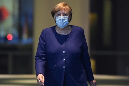 Меркель заявила о начале смягчения коронавирусных ограничений в Германии
