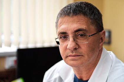 Доктор Мясников обнаружил странности в поведении коронавируса
