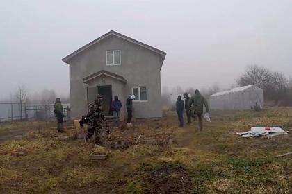 ФСБ показала готовившего теракт смертника