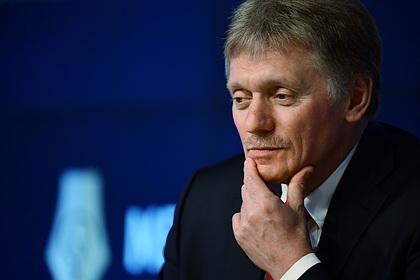 Кремль обеспокоился из-за роста напряженности в Донбассе