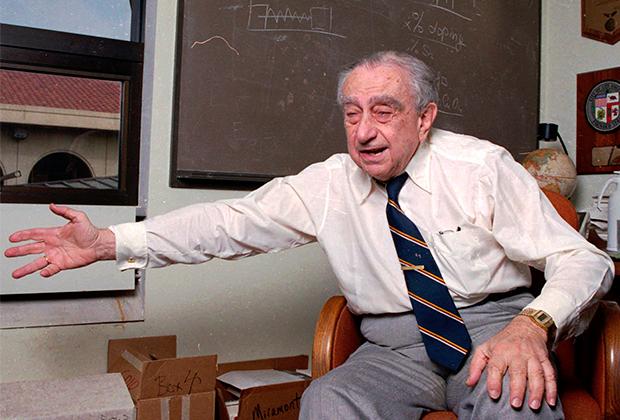 Создатель водородной бомбы Эдвард Теллер