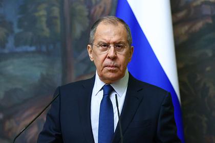 Лавров указал на «хребет» стратегической стабильности в отношениях США и России
