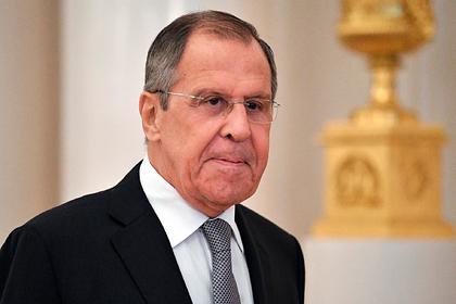 Лавров рассказал об успехах российской операции в Сирии