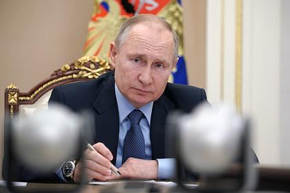 Путин назвал авторов призывов к детским суицидам ублюдками и букашками