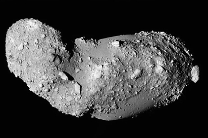 В доставленном с астероида грунте нашли внеземную органику