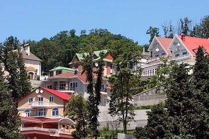 Россияне скупили элитную недвижимость в Сочи