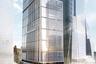 """В 2022 году очередной небоскреб пополнит пейзаж Манхэттена в Нью-Йорке. Новое 58-этажное здание от британского архитектурного бюро Foster + Partners станет образующим элементом района Хадсон-Ярдс и достигнет в высоту 308 метров. Дизайнеры решили «собрать» небоскреб из трех объемных, отличающихся по размеру фигур, создав образ массивных ступеней. На площадке уже завершились основные строительные работы. По традиции, в качестве основных материалов архитекторы использовали бетон и стальные конструкции, а фасад облицевали 11,4 тысячи стеклянных панелей.<br><br>После открытия небоскреб отдадут под офисы компаний. По словам разработчиков, они <a href=""""https://www.dezeen.com/2021/02/18/foster-partners-supertall-skyscraper-50-hudson-yards-new-york/"""" target=""""_blank"""">хотели создать</a> «новое поколение офисных пространств, которые бы привлекали таланты». Более 70 процентов площади 50 Hudson Yards уже сдано в аренду. О желании перевезти сотрудников в новое здание заявили в корпорации Facebook и международной инвестиционной компании BlackRock."""
