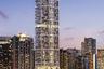 """Архитекторы британского бюро Foster + Partners застроят небоскребами не только Нью-Йорк и Торонто. Они добрались и до Майами. К 2023 году в районе Брикелл <a href=""""https://www.dezeen.com/2016/11/01/towers-foster-partners-supertall-skyscrapers-brickell-miami-usa/"""" target=""""_blank"""">возведут</a> небоскреб высотой 320 метров в виде двух соединенных башен. Его планировали построить в 2008-2009 годах, однако желания застройщика быстро сошли на нет из-за экономического кризиса. Семь лет спустя Foster + Partners взялись за проект, решив довести дело до конца.<br><br>Через два года строение будет выглядеть как типичный для высотного строительства параллелепипед, который снизу расширится с помощью массивных балок. В небоскребе оборудуют и участки с растениями, откуда откроется вид на город. В The Towers архитекторы проявят заботу о пешеходах и сделают место комфортным для прогулок — парковку спрячут под землю, а в небоскребе разместят рестораны, магазины и картинные галереи. Квадратные метры башни отдадут и под жилье — там появятся 660 апартаментов. Пока застройщики <a href=""""https://www.buzzbuzzhome.com/us/the-towers"""" target=""""_blank"""">решили не шокировать</a> потенциальных покупателей стоимостью объектов и держат цены в секрете."""