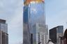 """В борьбу за первенство в строительстве небоскребов вступил японский архитектор и основатель собственного бюро Соу Фудзимото (Sou Fujimoto). К 2028 году совместно с компанией Mitsubishi Jisho Sekkei он планирует построить в Токио самое высокое здание страны — Torch Tower (на русский язык переводится как «факел»). В названии скрыта метафора — разработчики <a href=""""https://english.kyodonews.net/news/2020/09/8d1d1b611d03-japans-tallest-skyscraper-torch-tower-to-be-built-in-tokyo.html"""" target=""""_blank"""">задумали</a> «осветить город факелом». Фудзимото спроектировал для будущего строения «корону» — верхнюю пристройку, с помощью которой оно достигнет заветной высоты в 390 метров.<br><br>Верхнюю часть изогнутой формы поднимут на массивные балки, что позволит соорудить внутри смотровую площадку. Ее застеклят, покроют растениями и мягким настилом. По словам Фудзимото, он <a href=""""https://www.instagram.com/p/CJxw3uDJ9G5/"""" target=""""_blank"""">хочет создать</a> «не объект», а «место для людей». Сходства с факелом архитектор добьется с помощью теплого оранжевого оттенка и освещения помещения в темное время суток. Внутри небоскреба разместятся офисы, гостиница и магазины."""