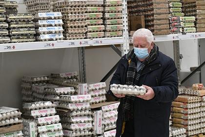 Россиянам назвали сроки снижения цен наяйца иптицу