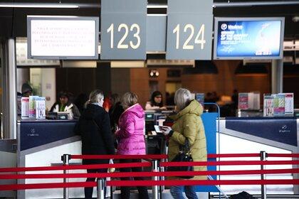 «Аэрофлот» захотел сделать регистрацию в аэропортах платной
