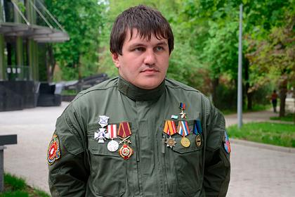 В Абхазии задержали известного ветерана войны в Донбассе